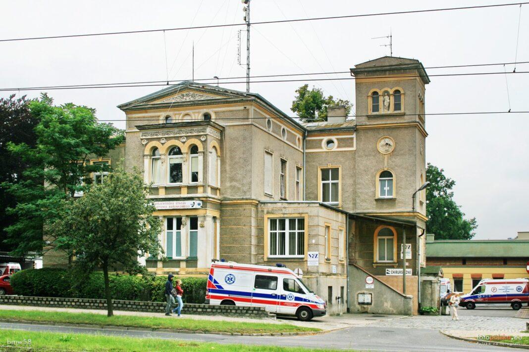 Wojewódzka Stacja Pogotowia Ratunkowego ul. Twardowskiego Szczecin budowa dofinansowanie