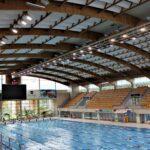 Floating Arena basen SDS otwarcie czerwiec 2020