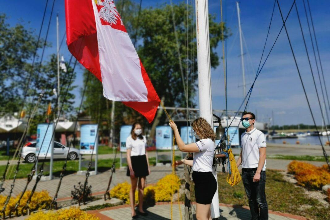 sezon żeglarski 2020 inauguracja Szczecin czerwiec 2020