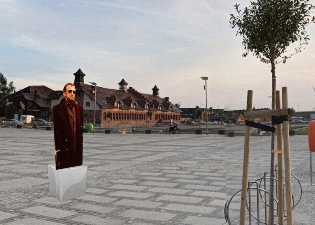 Krzysztof Jarzyna ze Szczecina instalacja konkurs