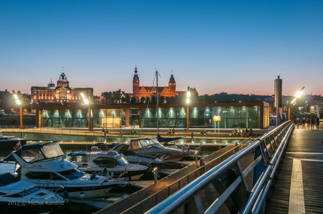 North East Marina Szczecin sezon 2020