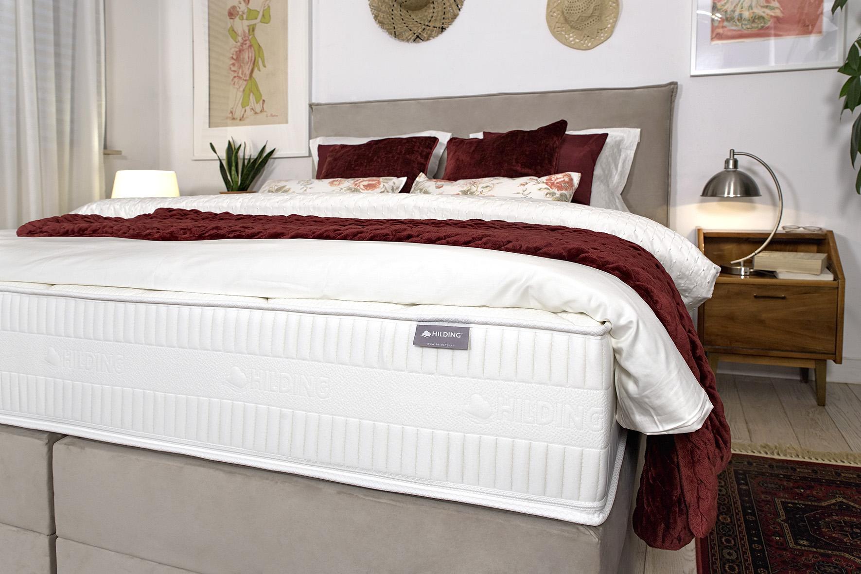 materace łóżka Hilding