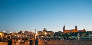 Miejska Strefa Letnia Szczecin czerwiec 2020