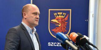Szczecin koronawirus epidemia wydatki koszt
