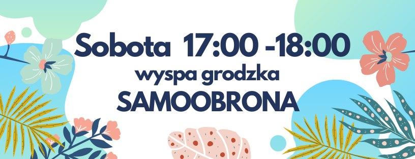 Bezpłatne zajęcia samoobrony ze Stowarzyszeniem ISAM Polska
