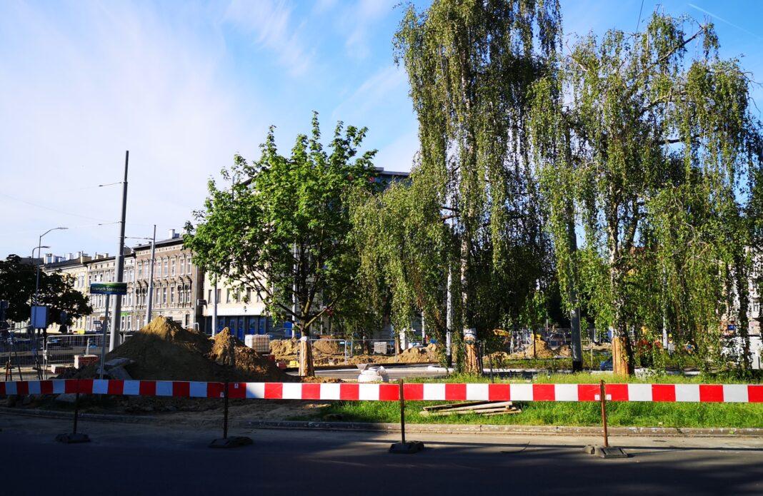 Plac Szarych Szeregów zamknięcie długi weekend czerwiec 2020