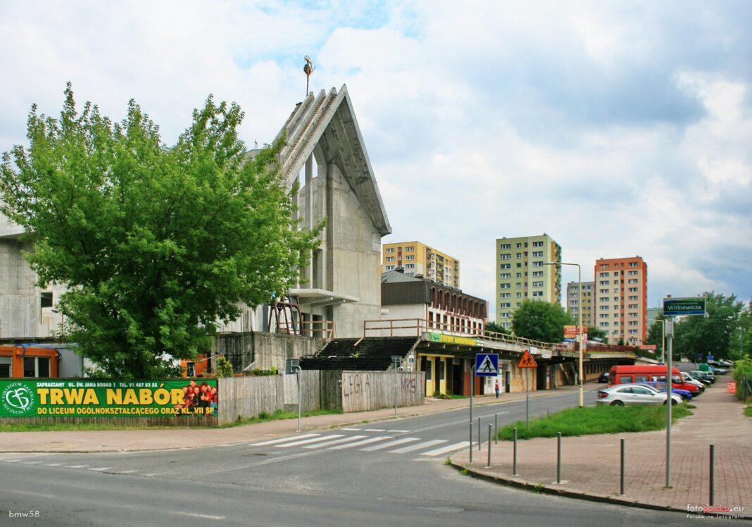 organizacja ruchu zmiana ul. św. Jana Bosko czerwiec 2020
