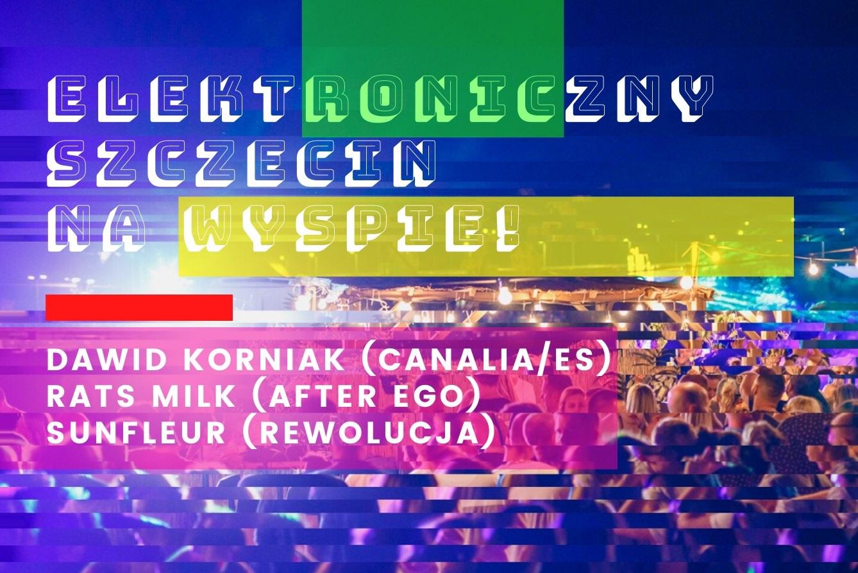 Elektroniczny Szczecin na Wyspie