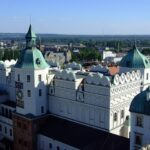 Zamek Książąt Pomorskich Szczecin tunele schron odkrycie