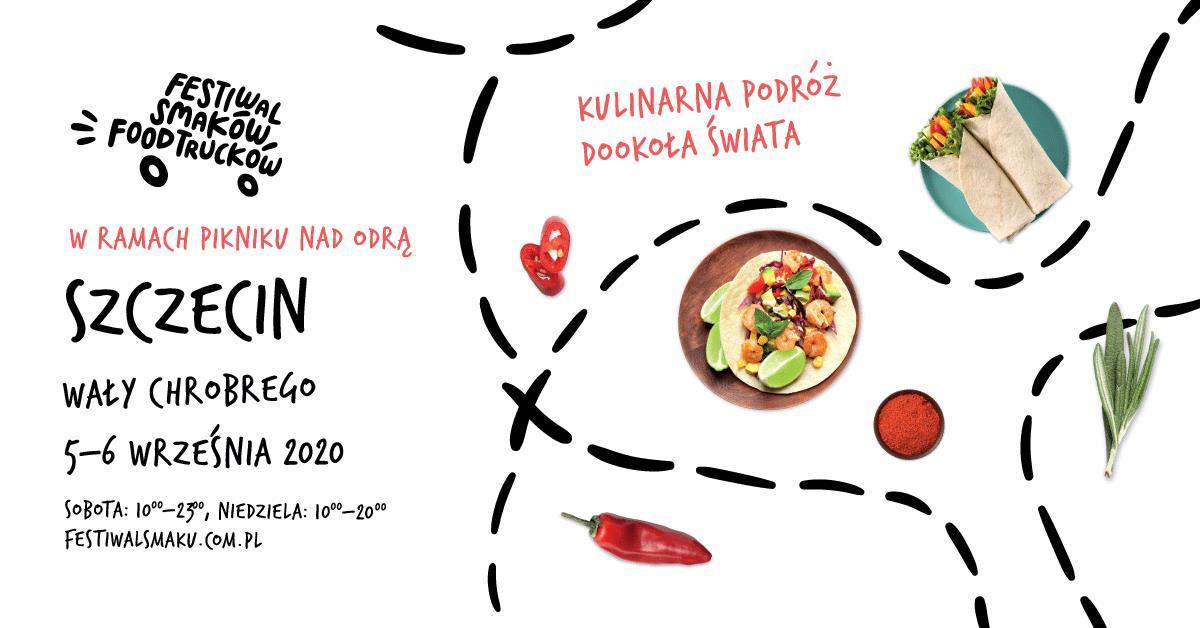 XIII Festiwal Smaków Food Trucków w Szczecinie