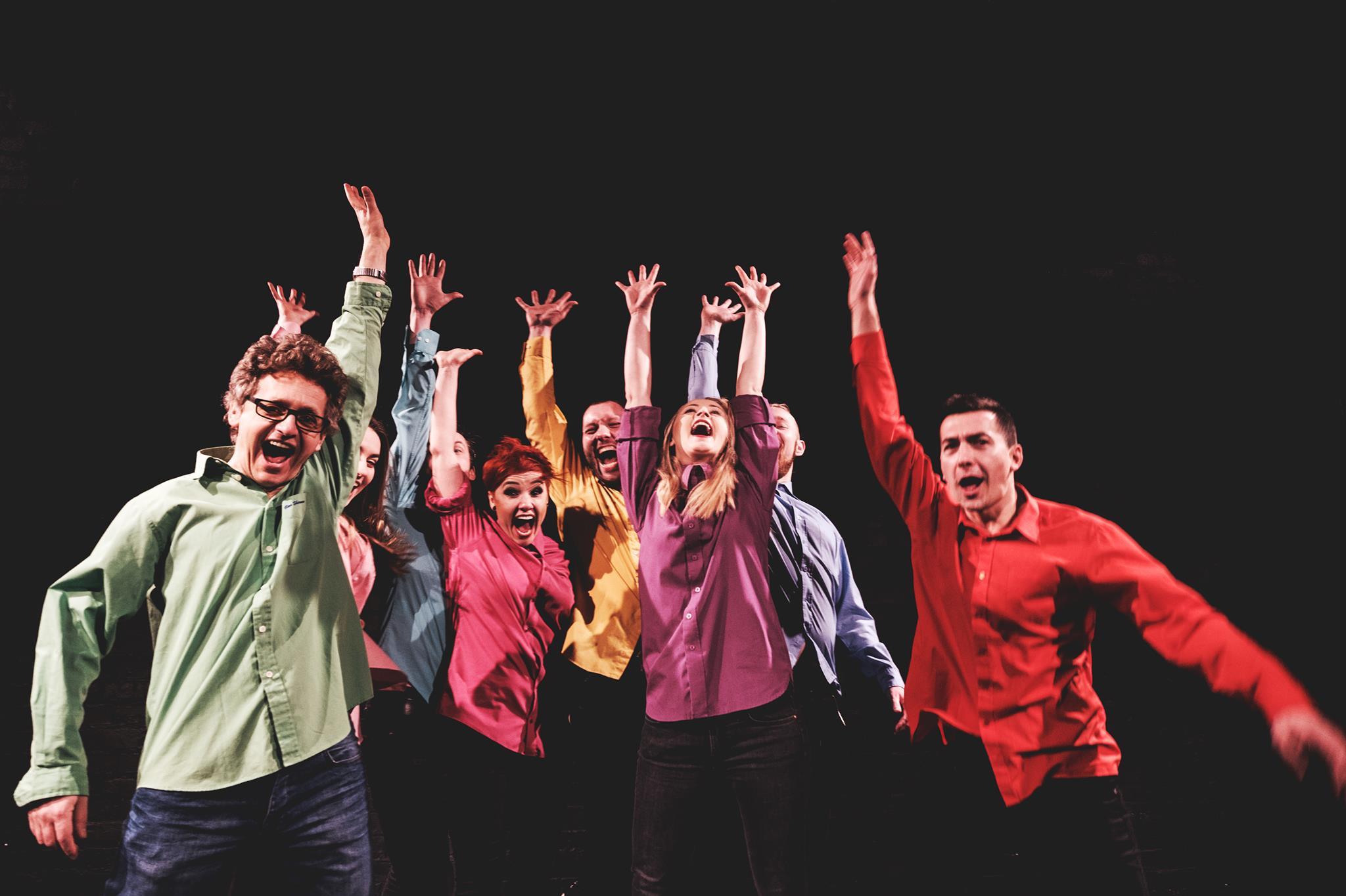 Klub Komediowy Impro z Krypty - Wieczór improwizacji teatralnej
