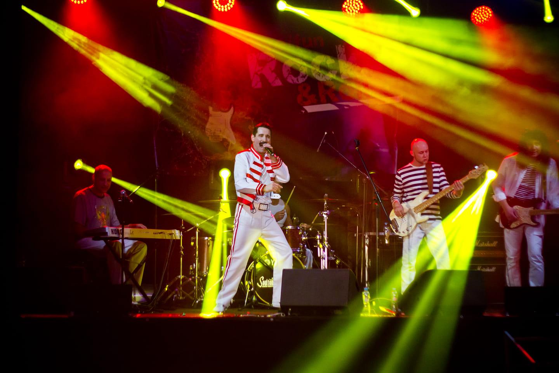 Nie będę gwiazdą będę legendą - Freddie Mercury