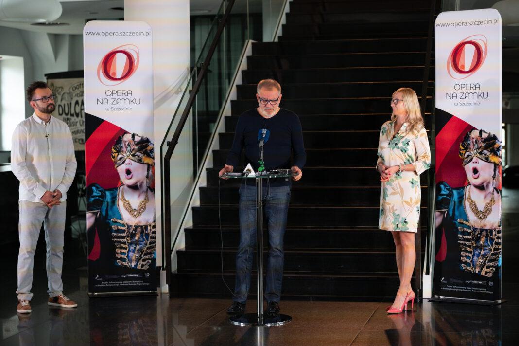 Opera na Zamku nowy sezon artystyczny 2020
