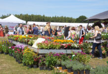 V Kulinarny Festiwal Kwiatów Jadalnych konkurs bilety laureaci