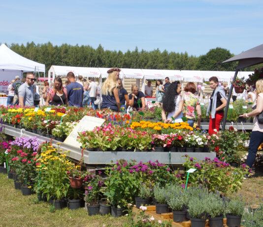 konkurs bilety V Kulinarny Festiwal Kwiatów Jadalnych Dobrzyca