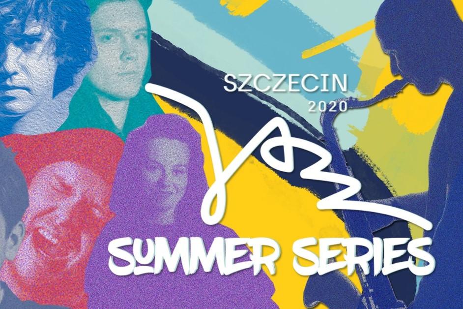 Letnia seria koncertów Szczecin Jazz