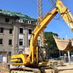 Muzeum Techniki iKomunikacji postęp prac lipiec 2020