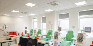 Ośrodek Dializ szpital Pomorzany Szczecin