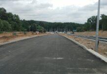 ul. Szafera Szczecin otwarcie lipiec 2020
