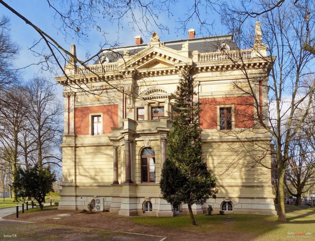 Willa Lentza samodzielna instytucja kultury uchwała