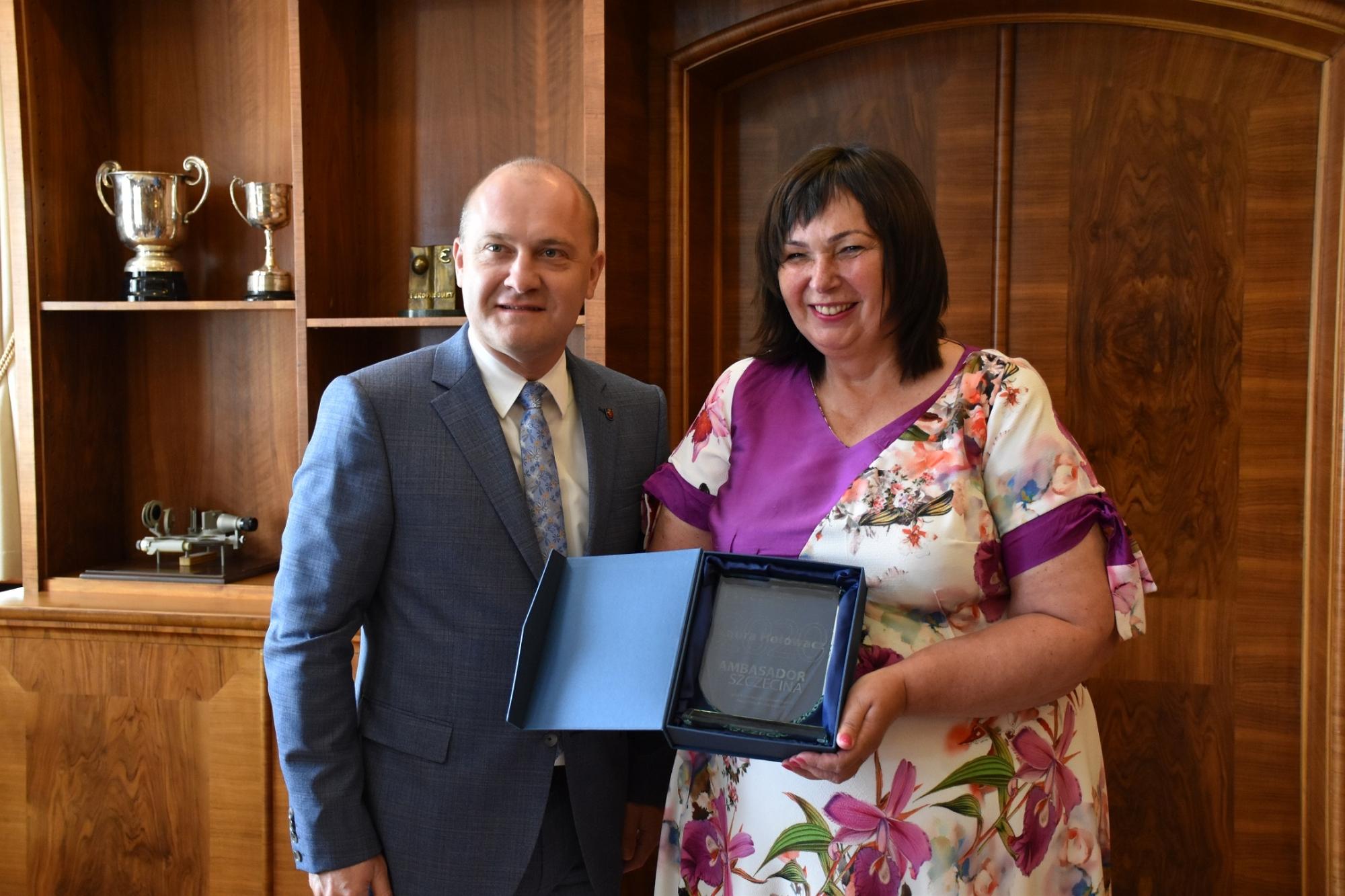 Ambasador Szczecina 2020 Laura Hołowacz