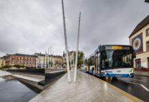 Świnoujście Międzyzdroje autobus lato 2020