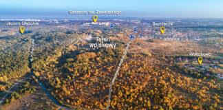 droga wołczkowo bezrzecze Szczecin budowa porozumienie