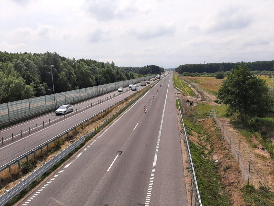 trasa Szczecin Stargard druga jezdnia