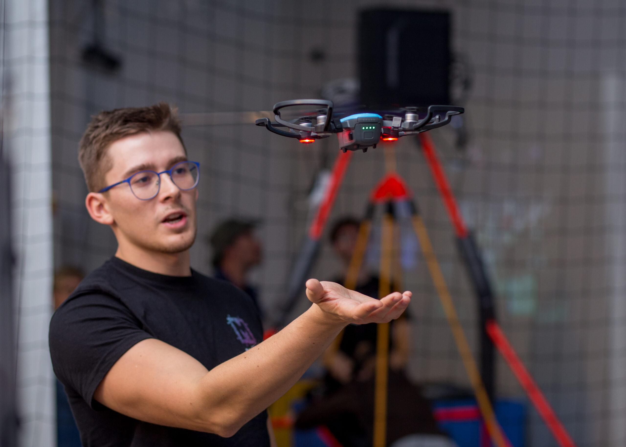 wystawa robotów Robopark Szczecin