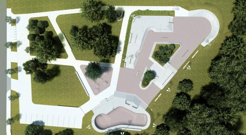 skatepark osiedle Majowe przetarg oferty