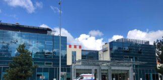 koronawirus szpital Zdunowo lipiec 2020
