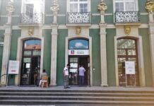 punkt informacyjny Urząd Miasta Szczecin