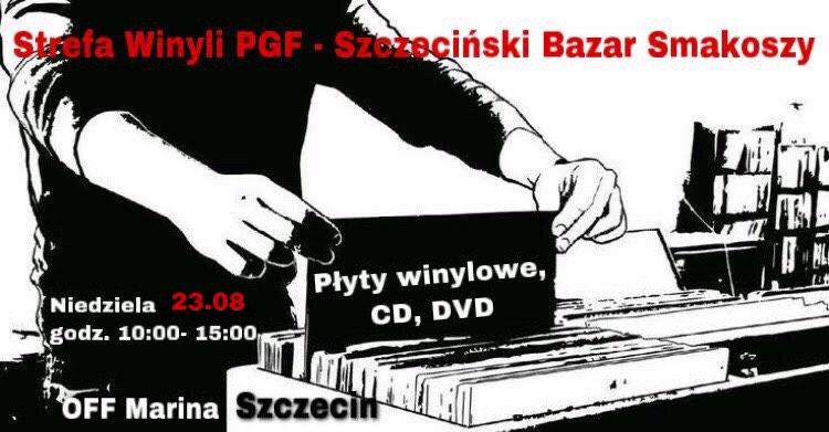 Strefa Winyli PGF - Szczeciński Bazar Smakoszy