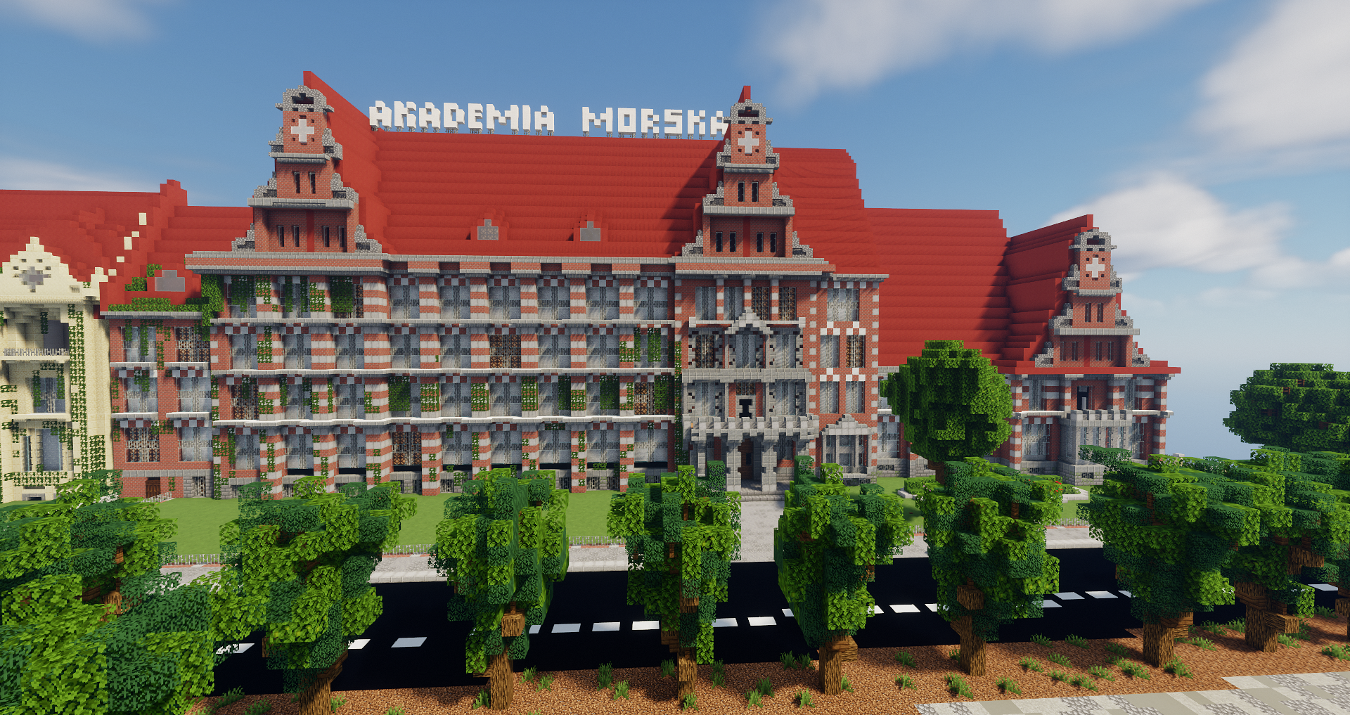 Szczecin 2020 Projekt Minecraft Igor Wierzchowiec wywiad