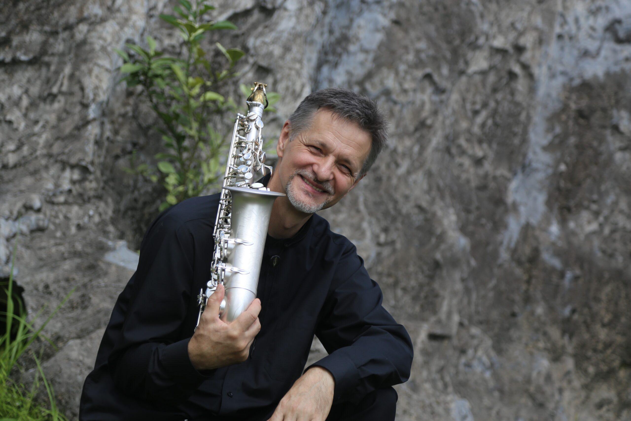 Szczecińscy saksofoniści miastu