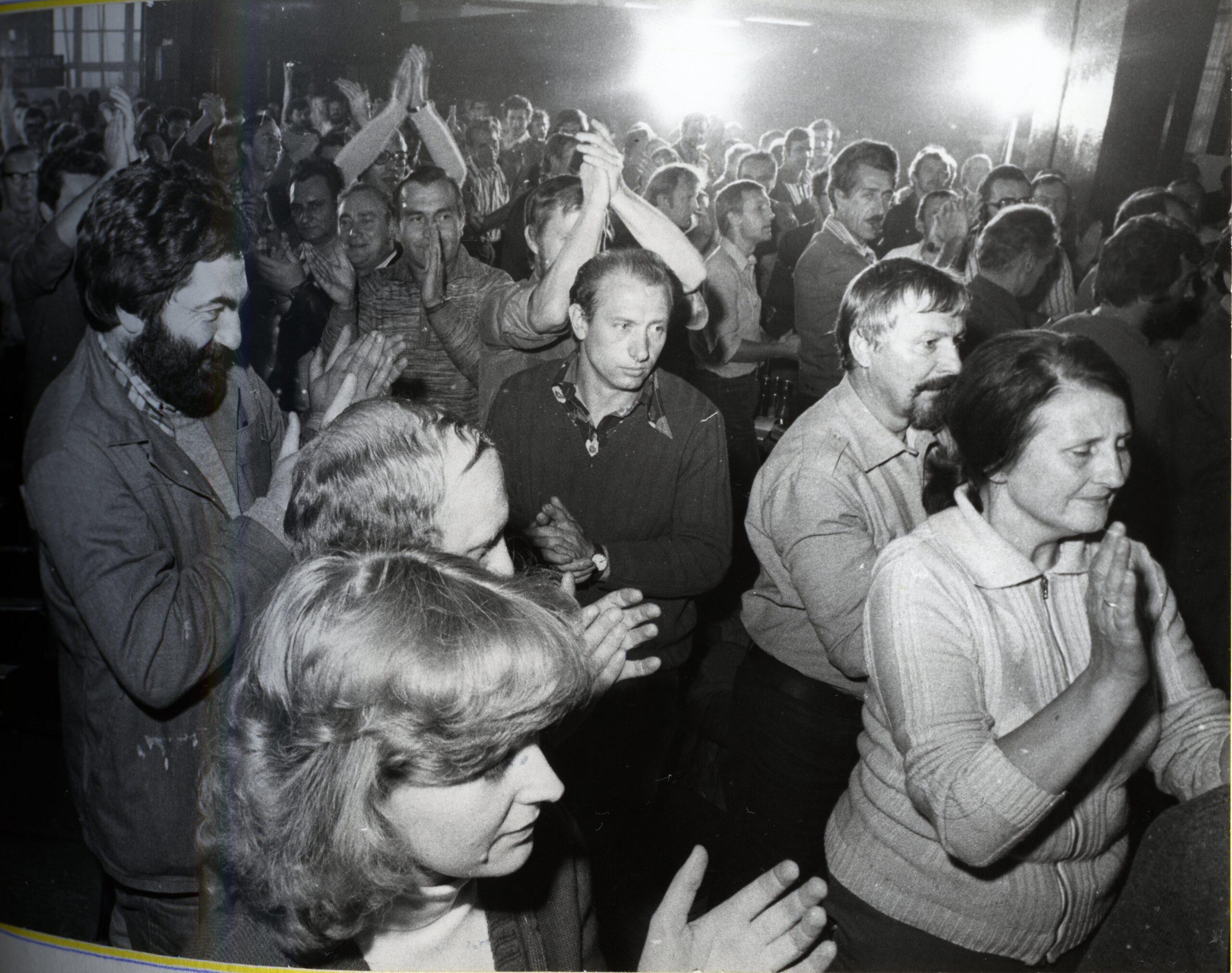 """""""1980. Jedno plemię"""" - wystawa plenerowa"""
