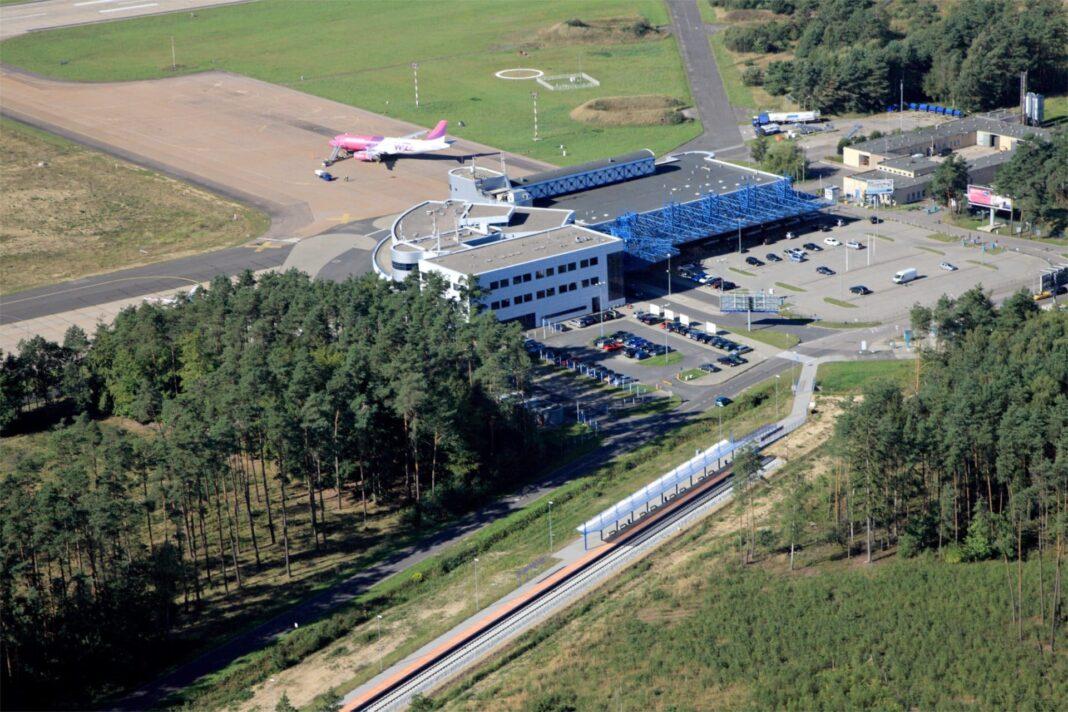 lotnisko Goleniów bankructwo Olgierd Geblewicz apel