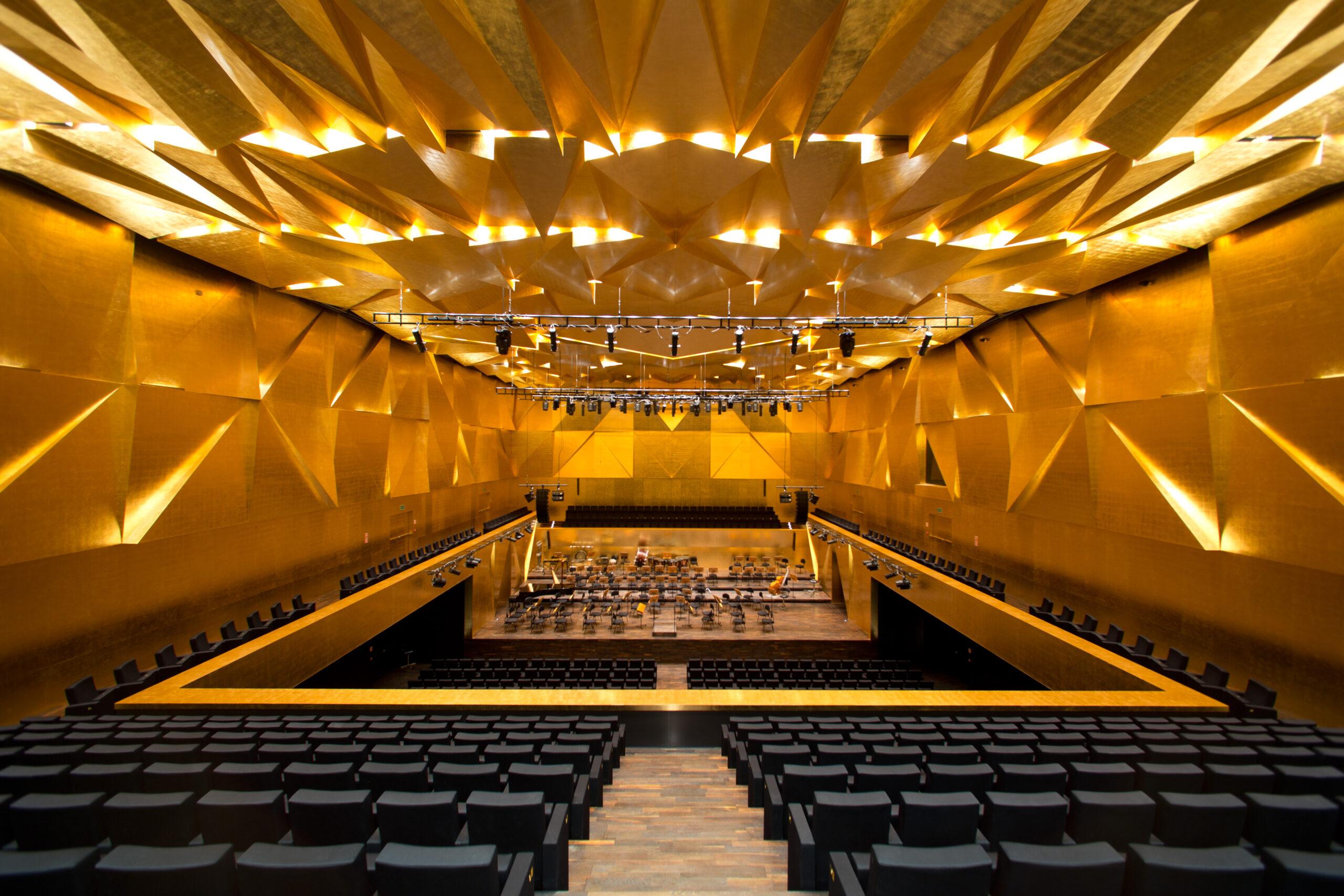 Chopin, Schumann i Beethoven w złotej sali