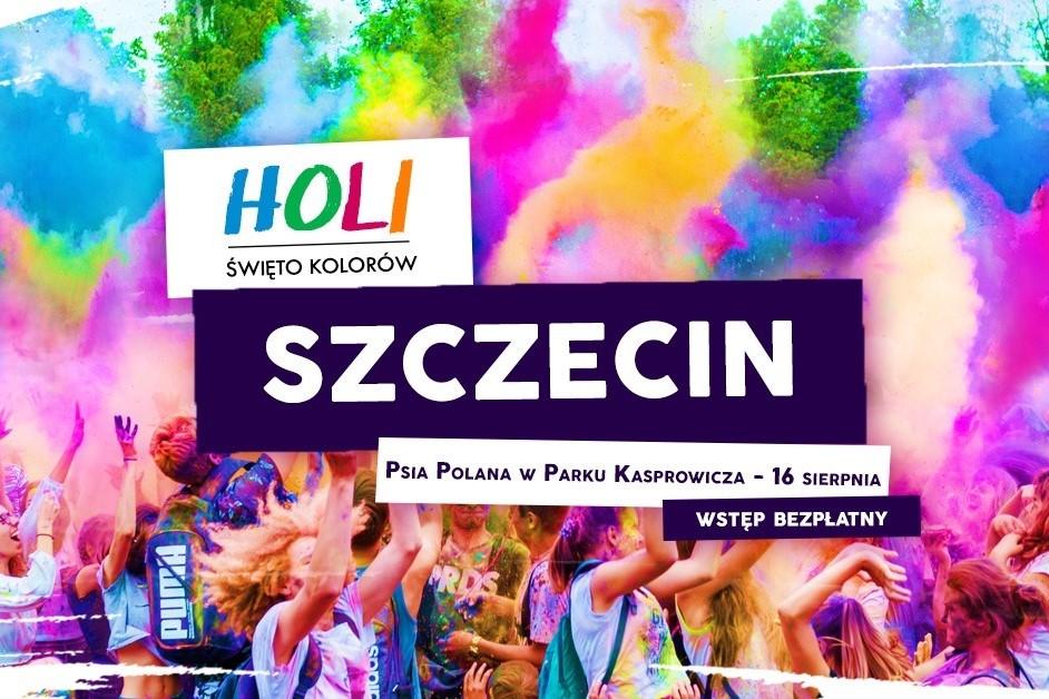 Holi Festival - Święto Kolorów w Szczecinie