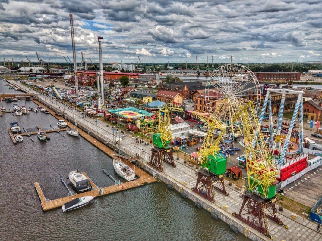 atrakcje Szczecin wakacje 2020