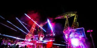 festiwal świateł Iluminacje Szczecin 2020