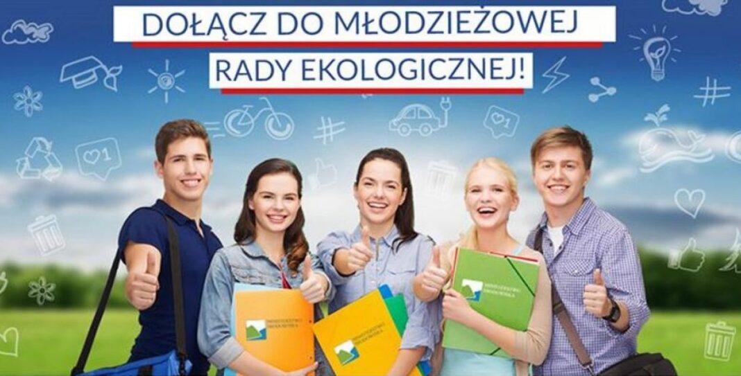 Młodzieżowa Rada Ekologiczna rekrutacja 2020