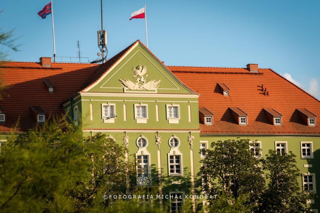 Urząd Miasta Szczecin wizyty sierpień 2020