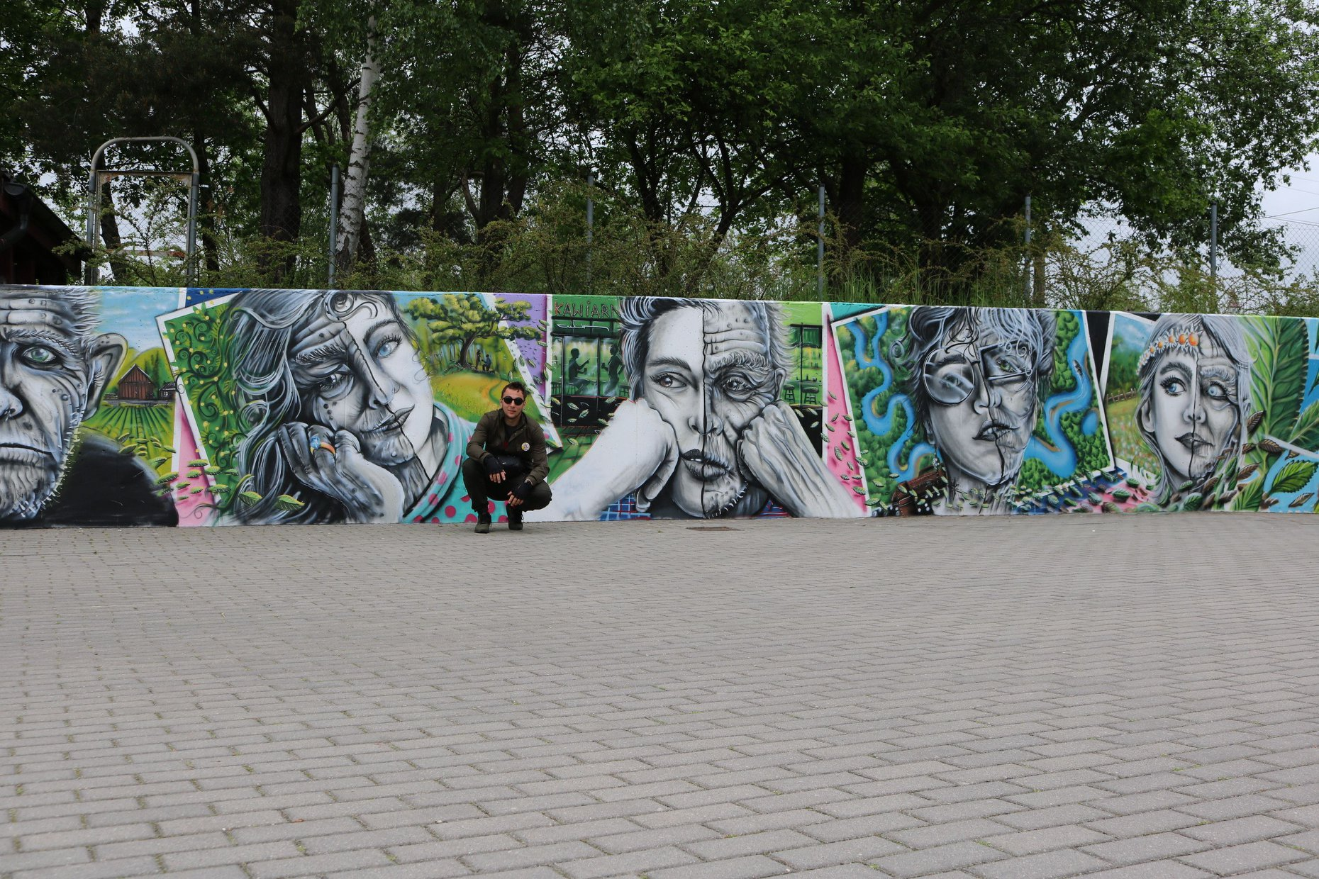 Cukin murale wywiad rozmowa