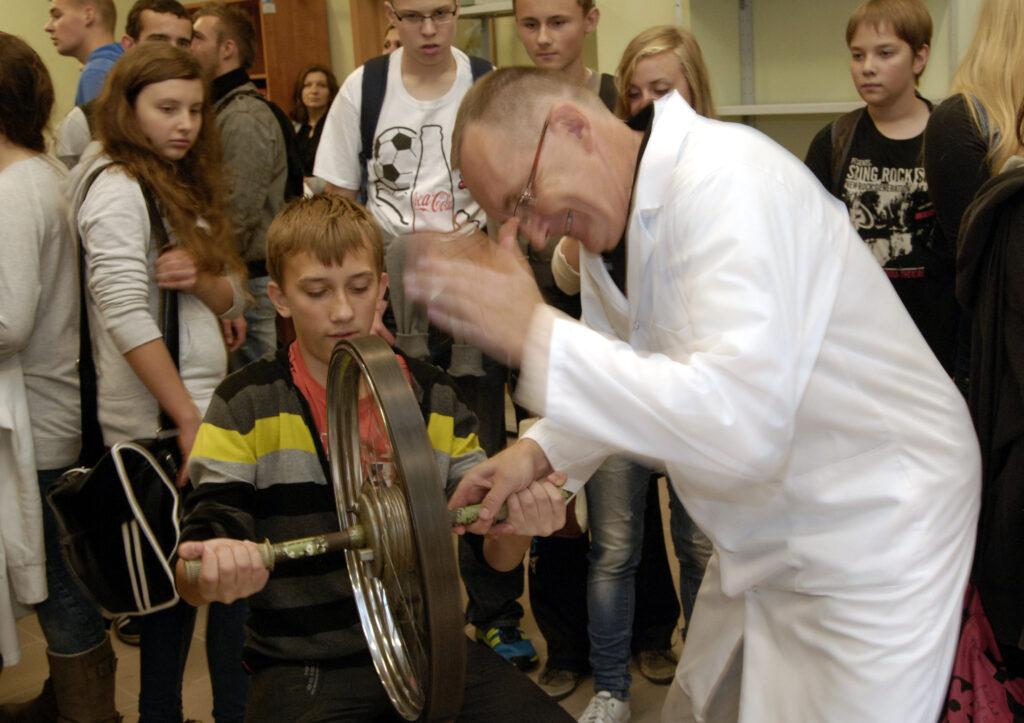 Festiwal Nauki wSzczecinie