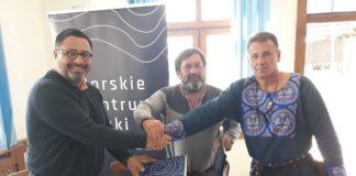 Morskie Centrum Nauki Stowarzyszenie Słowian i Wikingów współpraca
