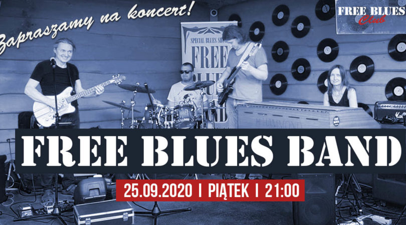 Free Blues Band