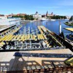 Morskie Centrum Nauki postęp prac wrzesień 2020