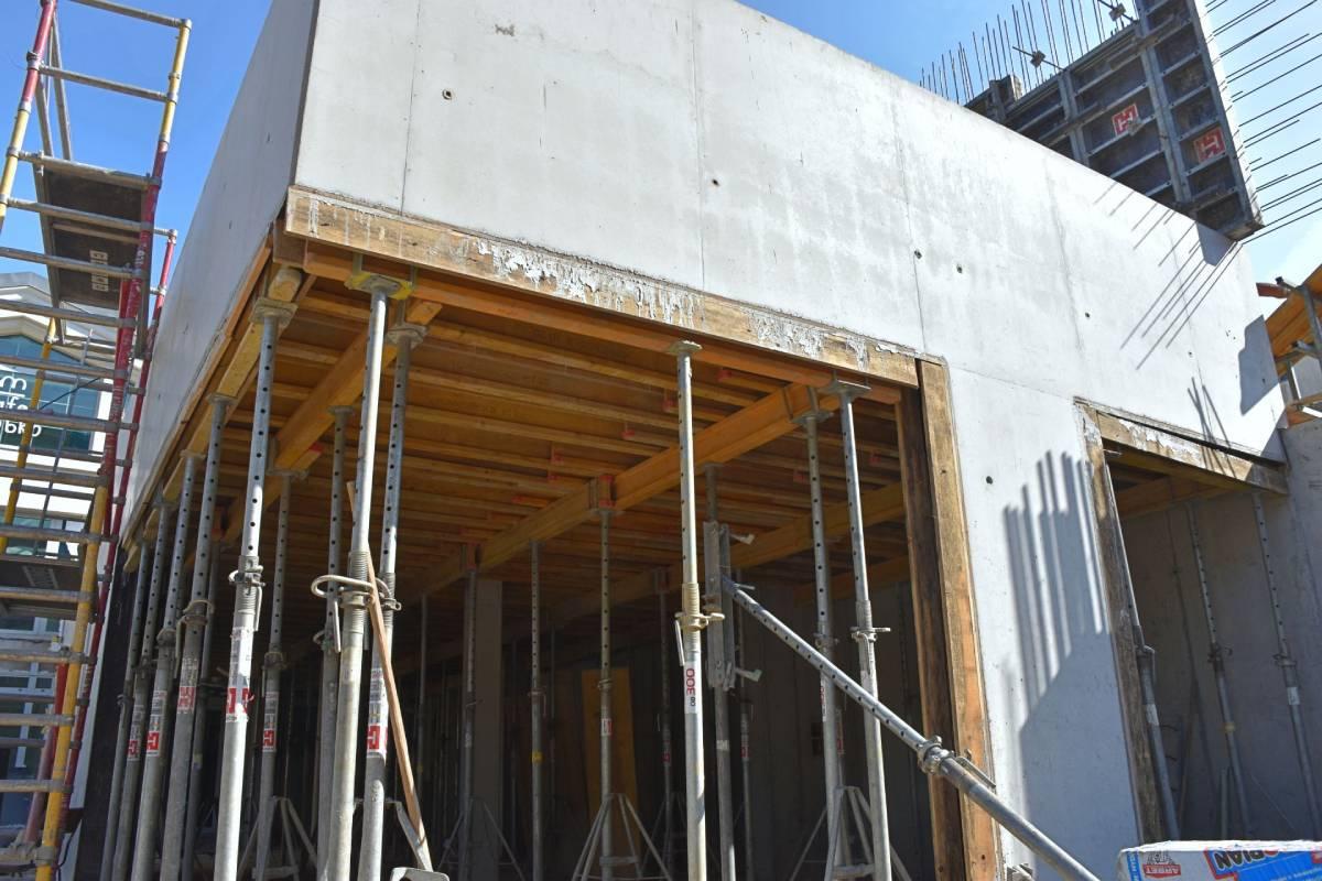 Muzeum Techniki iKomunikacji postęp prac wrzesień 2020