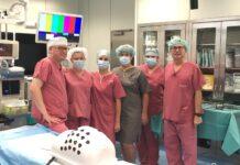 robot da Vinci chirurgia szpital Pomorzany